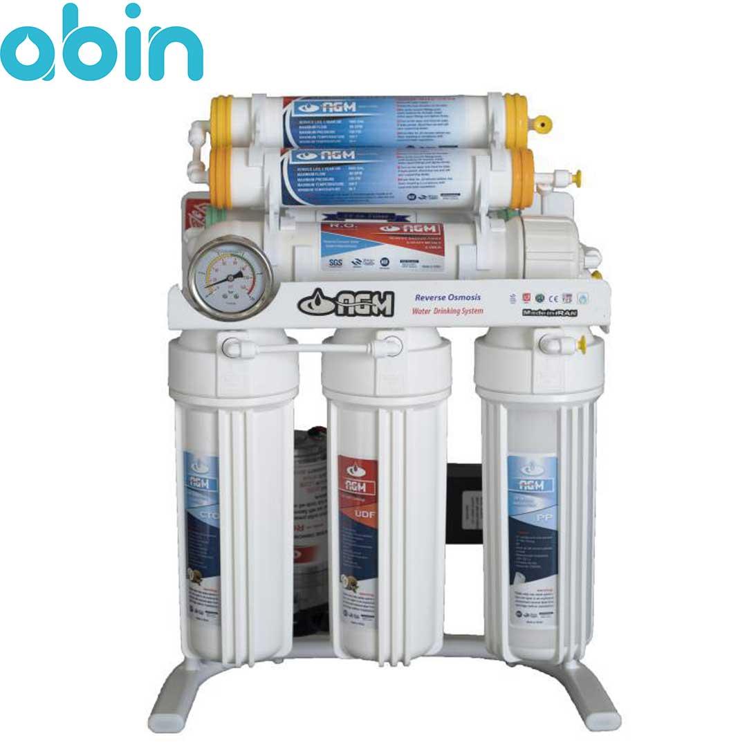 <a href='/products/domestic-water-purification/domestic-water-purification-systems/agm/دستگاه-تصفیه-آب-7-مرحله-ای-agm-با-فیلتر-محافظ-ممبران'>دستگاه تصفیه آب 7 مرحله ای AGM با فیلتر محافظ ممبران</a>