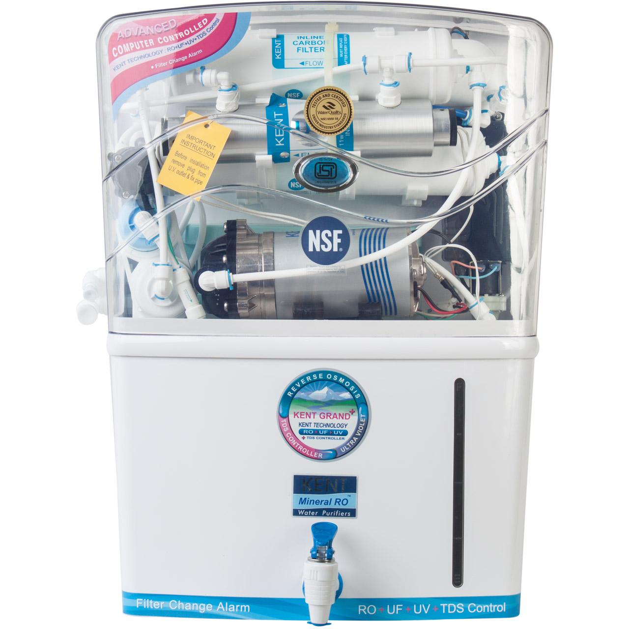 دستگاه تصفیه آب شش مرحله ای AGM با قطعات تایوانی