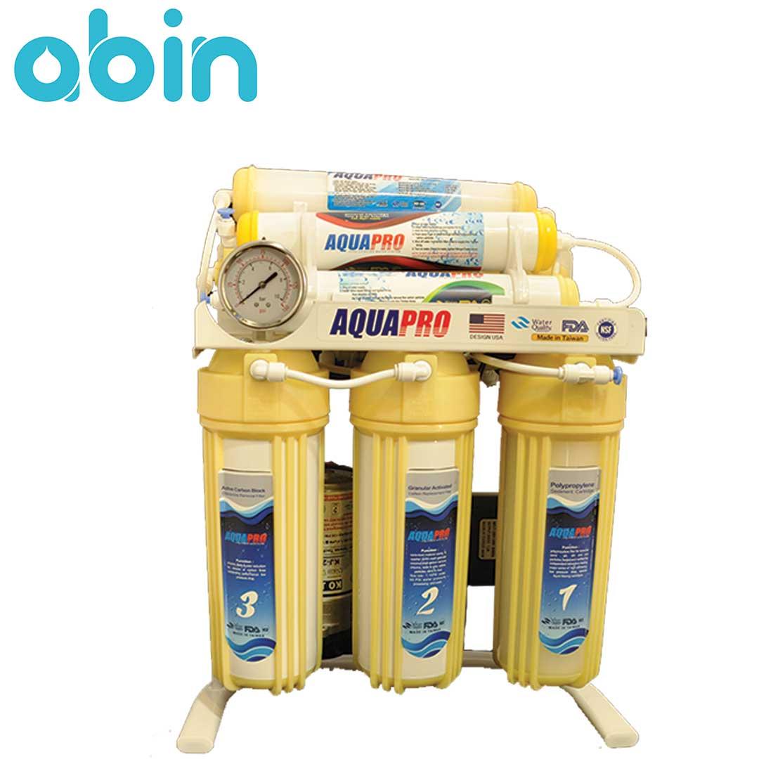 دستگاه تصفیه آب آکواپرو 7 مرحله ای با فیلتر قلیایی